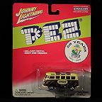 Johnny Lightning Pez Truck 50th Anniversary MOC