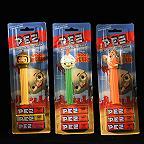 Three Chicken Little Pez Dispensers MOC