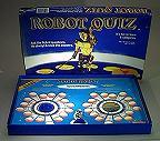 Cardinal 1985 Robot Quiz Game