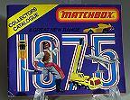 Lesney Matchbox  1975 USA Catalog