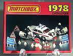 Matchbox  1978 USA Catalog