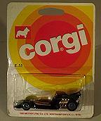 Corgi E.53 Formula 1 Racer junior sized