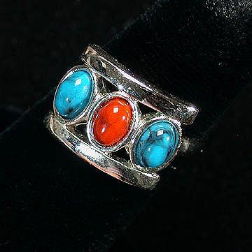 Sarah Coventry Indian Princess Ring