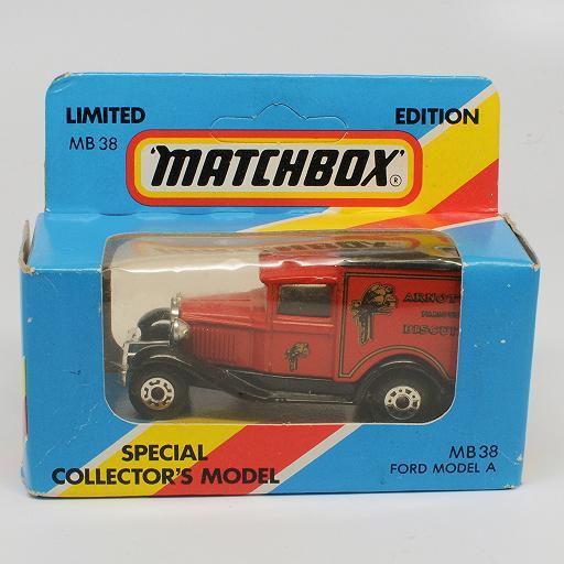 Matchbox MB38 Arnott