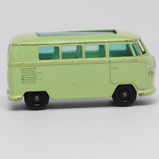 Vintage Lesney Matchbox 34b Volkswagen Camper 1962