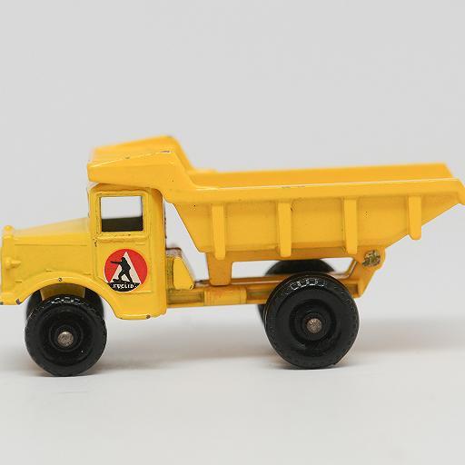 Vintage Lesney Matchbox 6B Quarry Truck 1957