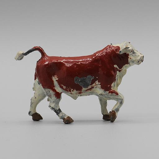 Britains Lead Farm Toy Bull 573