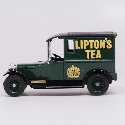 Matchbox Y5-4A Version  2 1927 Talbot Liptons