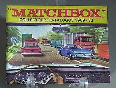 Matchbox  1969 UK Catalog