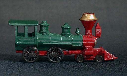 Lesney Matchbox Models of Yesteryear American 1862 Locomotive 4-4-0