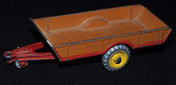Dinky Toys 27B Halesowen Farm Trailer 1949-1954