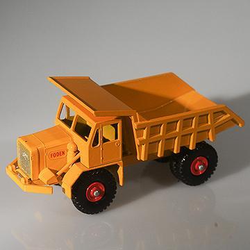 Lesney Matchbox KingSize K5 Foden Dumper Truck Diecast Model
