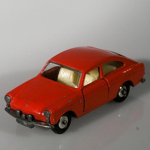 Vintage Matchbox Volkswagen 1600TL Diecast model