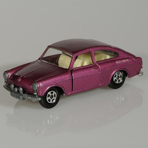 Vintage Lesney Matchbox Volkswagen 1600TL MB67