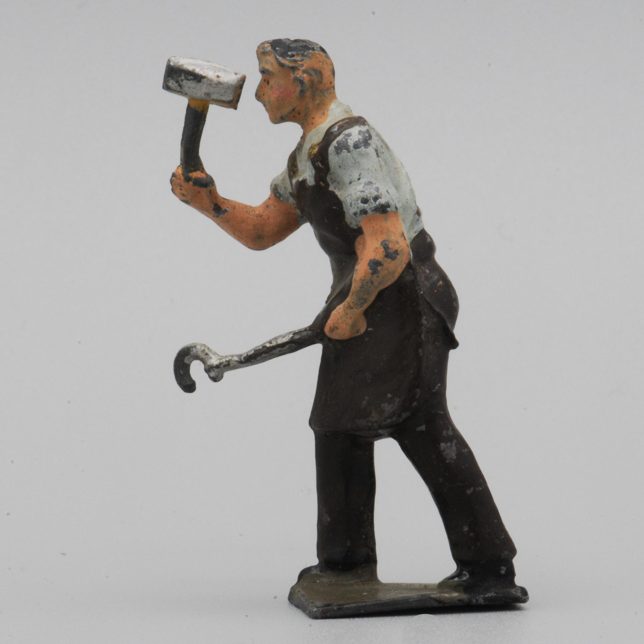 John Hill Co Johillco Blacksmith
